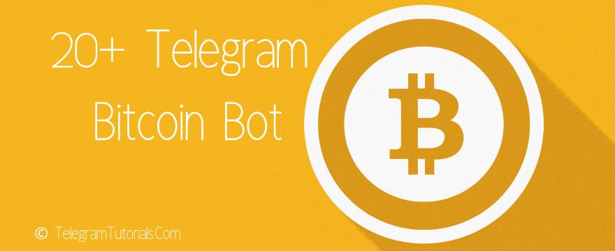 Bitcoin bányász bot Telegram legal 2020